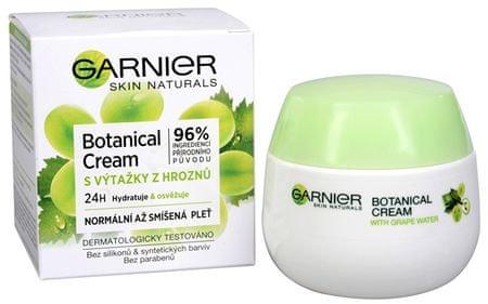 Garnier Normál testápoló krém 24h Essential s (Botanical Cream) 50ml