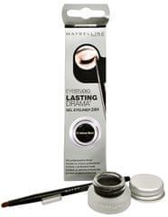 Maybelline Eyeliner Eyestudio żel Trwały Teatr (żel eyeliner 24H), 2,8 g