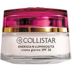 Collistar Rozjaśniające dzień SPF + energia jasności 20 (Krem na dzień) 50 ml