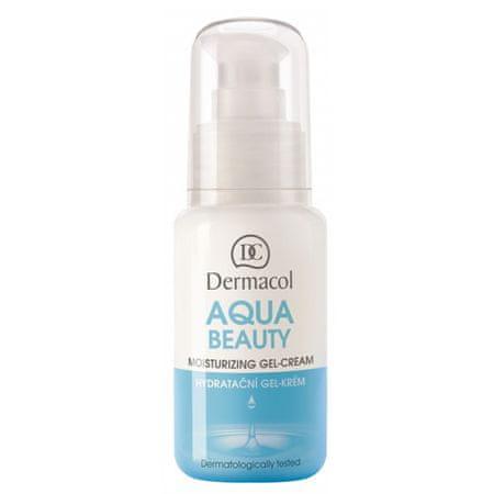 Dermacol Aqua Beauty hidratáló krém-gél 50 ml