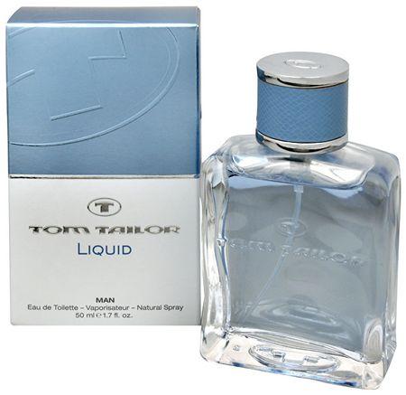 Tom Tailor Liquid Man - woda toaletowa 30 ml