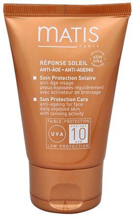 Matis Paris Przeciwzmarszczkowy krem do pielęgnacji twarzy Lotion SPF 10 (Sun Protection Anti-Aging krem pie