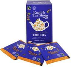 English Tea Shop Čierny čaj Earl Grey s bergamotom 20 sáčkov