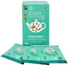 English Tea Shop Čaj Čistá máta 20 sáčků