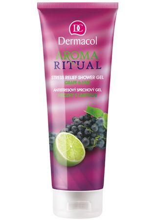 Dermacol Winogrona ANTISTRESS żel pod prysznic wapnem 250 ml