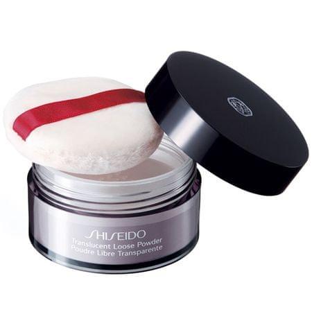 Shiseido Láthatatlan laza por (áttetsző laza por) 18 g