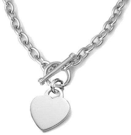 Tribal Ocelový náhrdelník NLM4
