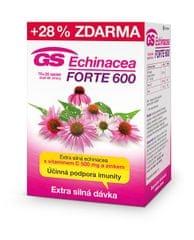 GreenSwan GS Echinacea FORTE 600 70 tbl. + 20 tbl. ZADARMO