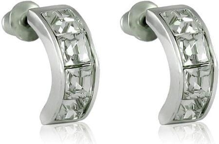 MHM 32152 Kryształ Kolczyki Lea