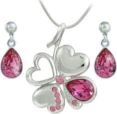 MHM Zestaw biżuterii Lili Rose 34145