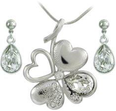 MHM Ustaw Lili biżuteria kryształ 34144