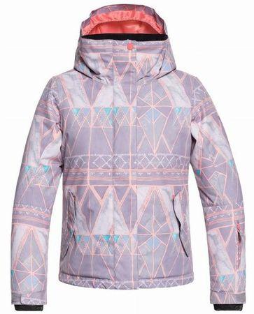 ROXY dievčenská bunda Jetty JK mosaic 16 viacfarebná