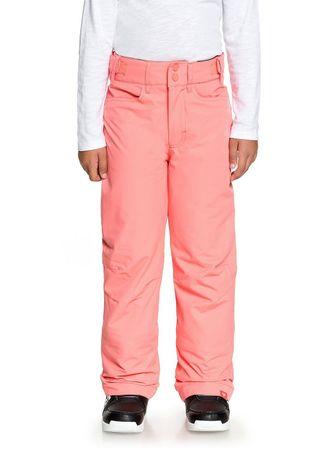 Roxy dívčí kalhoty Backyard Girl P 10 růžová