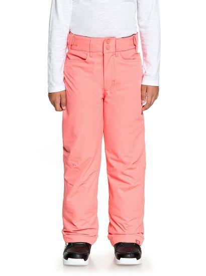 ROXY dívčí kalhoty Backyard Girl P 16 ružová
