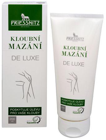 Simply you Priessnitz Kĺbové mazanie De Luxe 200 ml