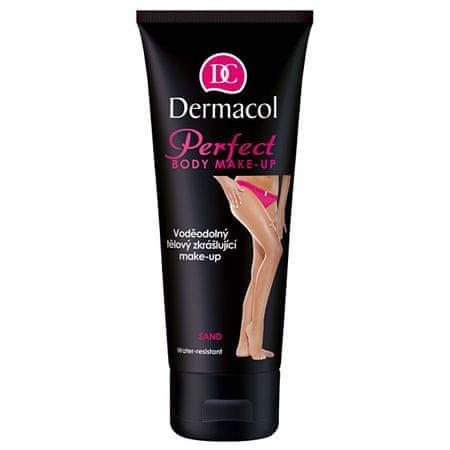 Dermacol Vízálló testápoló alapozó a tökéletes testalkatért (Perfect Body Make-up) 100 ml (árnyalat Desert)