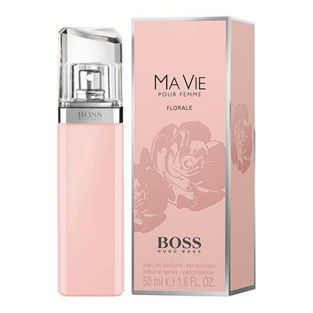 Hugo Boss Boss Ma Vie Pour Femme Florale - EDP 50 ml