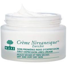 Nuxe Dúsított simító krém krém első ráncok Nirvanesque Enrichie (1. Ráncok Rich simító krém) 50 ml