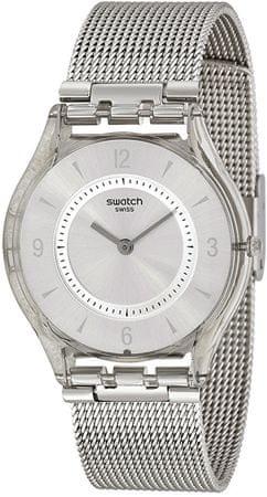 Swatch Skin Metal Knit SFM118M