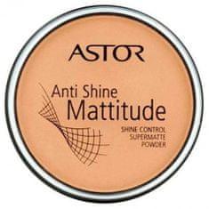 Astor Proszek matujący Mattitude anty czyszczenie (Shine sterowania Supermatte proszek) 14 g