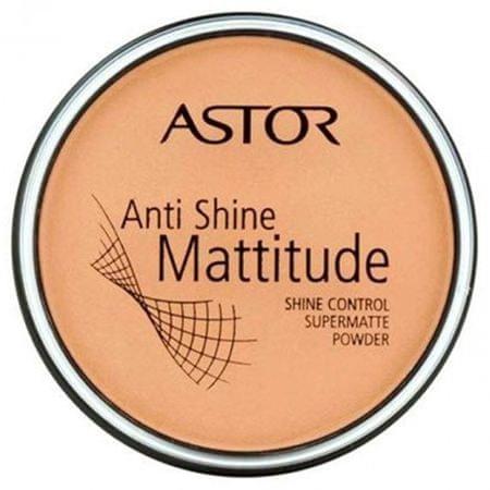 Astor Proszek matujący Mattitude anty czyszczenie (Shine sterowania Supermatte proszek) 14 g (cień 001 Ivo