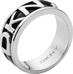 DKNY Fekete gyűrű NJ1891040
