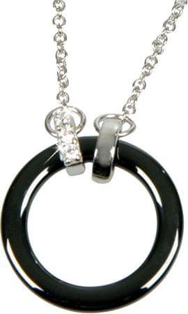 Modesi Ogrlica QJNQY6137KL srebro 925/1000