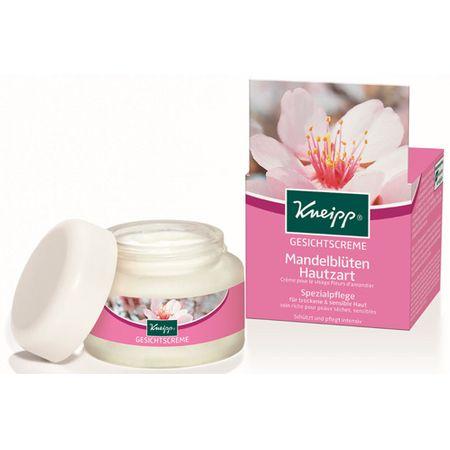 Kneipp Arckrém mandulavirággal 50 ml