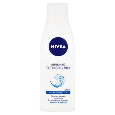 Nivea Aqua Effect frissítő testápoló normál és vegyes bőrre200 ml