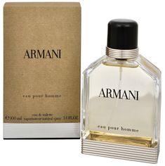 Giorgio Armani Eau Pour Homme (2013) – woda toaletowa