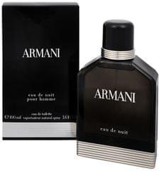 Giorgio Armani Eau De Nuit - woda toaletowa