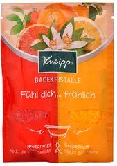Kneipp Sól do kąpieli, czerwony, pomarańcza i grejpfrut 60 g