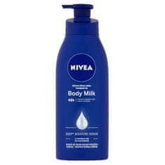 Nivea Výživné tělové mléko pro suchou až velmi suchou pokožku (Body Milk)