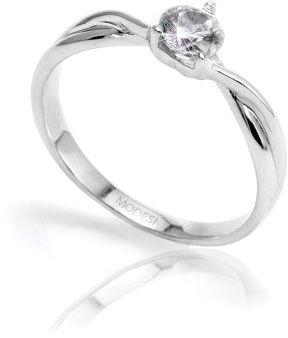 Modesi Zaročni prstan QJR2091L (Obseg 51 mm) srebro 925/1000