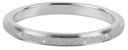 Troli Csillogó acél gyűrű (Kerület 50 mm-es)