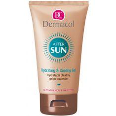 Dermacol Hydratačný chladivý gél po opaľovaní After Sun (Hydrating & Cooling Gel) 150 ml