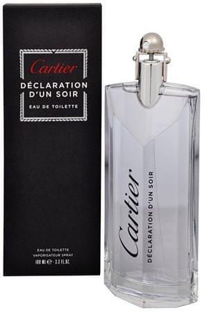 Cartier Déclaration D´Un Soir - woda toaletowa 100 ml