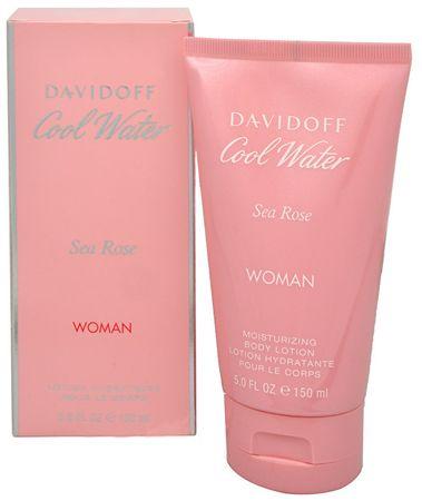 Davidoff Cool Water Sea Rose - testápoló 150 ml