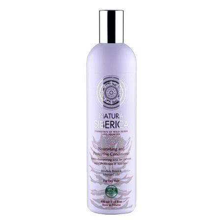 Natura Siberica Kondicionér pre suché vlasy - Ochrana a výživa (Nourishing and Protective Conditioner) 400 ml