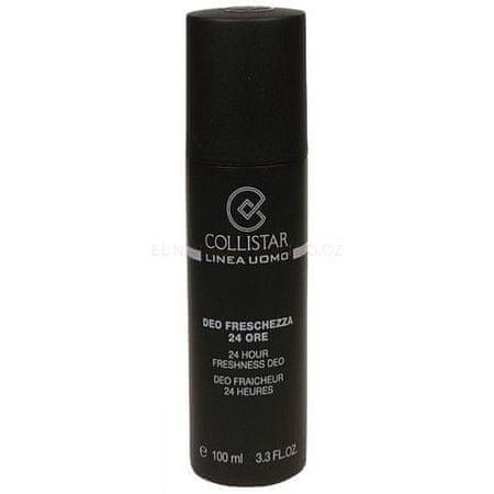 Collistar 24 órás dezodor spray férfiaknak(24 Hour Freshness Deo) 100 ml