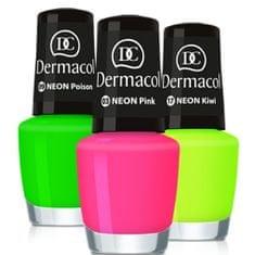 Dermacol Neon színű körömlakk 5 ml
