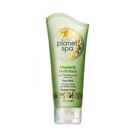 Avon Vlažilna maska z olivnega olja Planet Spa (Face Mask Heavenly Hydration with Mediterranean Olive Oil