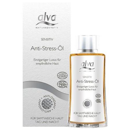 Alva Antistres Sensitiv arcápoló olajérzékeny bőrre 30 ml