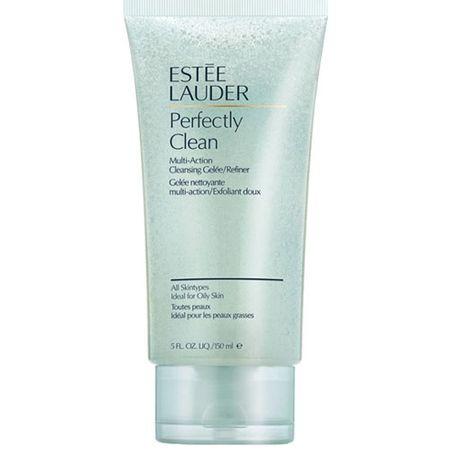 Estée Lauder Multifunkční čisticí gel a peeling Perfectly Clean (Multi-Action Cleansing Gelée/Refiner) 150 ml