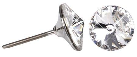 Troli Rivoli 8 mm Crystal fülbevaló