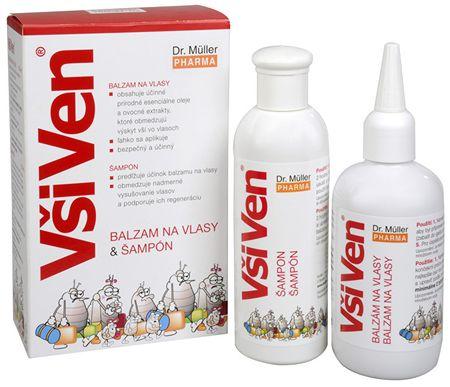 Dr. Müller VšiVen balzam 150 ml a šampón 150 ml