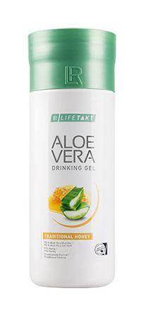 LR Lifetakt Aloe Vera Drinking Gel Traditional s medem 1000 ml