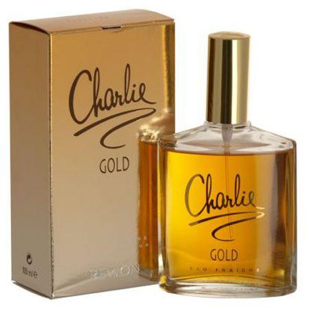 Revlon Charlie Gold - woda toaletowa 100 ml