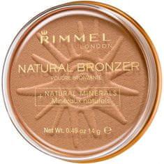 Rimmel Natural Bronzer bronzosító púder 14 g