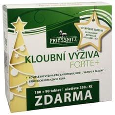 Simply you Priessnitz kĺbová výživa Forte + kolagény 180 tbl. + 90 tbl. ZADARMO